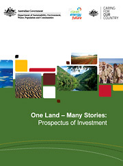 One Land - Many Stories: Prospectus of Investment